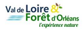 logo de l'office de tourisme intercommunal Val de Loire et Forêt d'Orléans