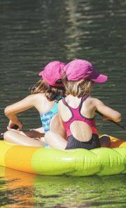 base de loisirs de l'étang de la vallée à Combreux