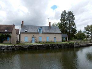gîte du canal d'Orléans à Donnery