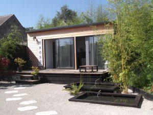 le pavillon japonais à Fay-aux-Loges