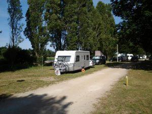 camping de La Maltournée à Châteauneuf-sur-Loire