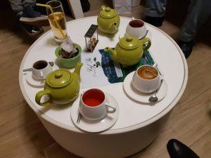 Salon de thé à Jargeau