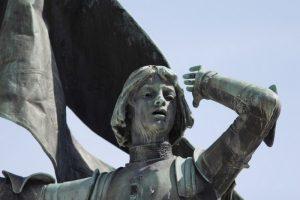 Jeanne d'Arc à Jargeau
