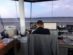 tour de contrôle aéroport Loire Valley