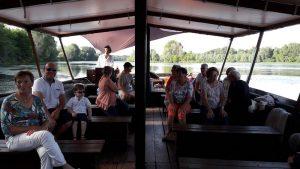 promenade en bateau traditionnel sur la Loire