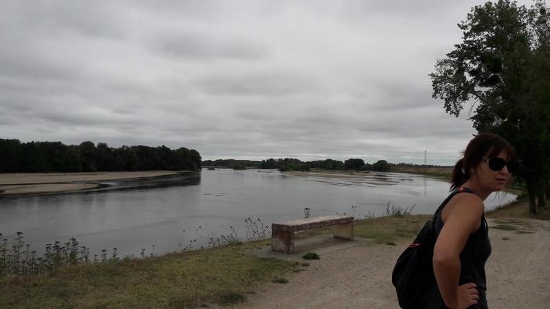 la Loire à Ouvrouer les Champs