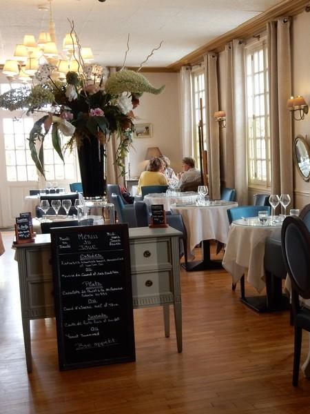 restaurant le Cheval Blanc à Jargeau