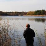 Pêche à l'étang de la vallée
