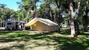campings en bord de Loire et Forêt d'Orléans
